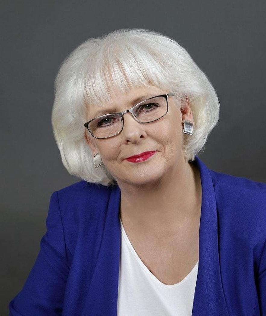 Jóhanna Sigurðardóttir世界第一位出櫃冰島總理