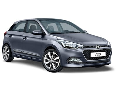 Hyundai i20 Manual - Older model 2014