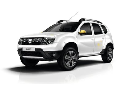 Dacia  Duster 4x4 - Older model 2014
