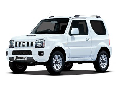 Suzuki Jimny 4x4 - Older model 2014
