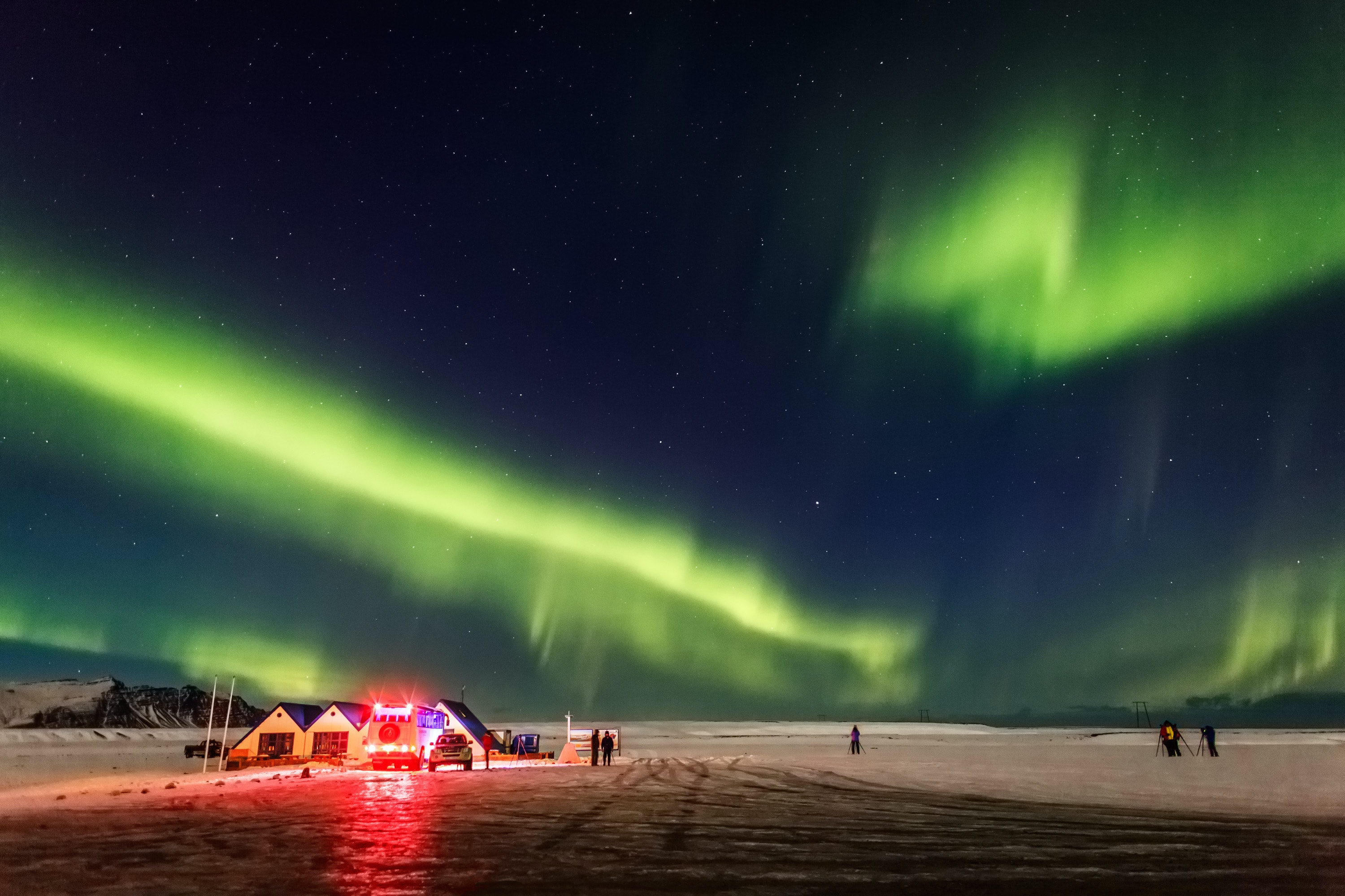 Marvelous Read On For The Best Time To See The Northern Lights In Iceland Nice Design