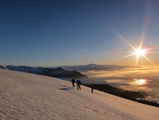 Svinafellsjokull Glacier Hiking Tour