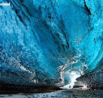 2 tours en 1 en paquete con descuento en invierno   Círculo Dorado, Cueva de Hielo y Snaefellsnes