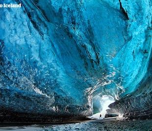 2 tours en 1 en paquete con descuento en invierno | Círculo Dorado, Cueva de Hielo y Snaefellsnes