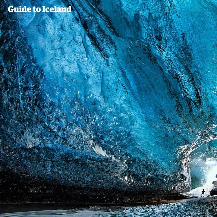 Zimowa wycieczka po Islandii w opcji 2 w 1 z zorzą polarną, Złotym Kręgiem, jaskinią lodową i Snaefellsnes