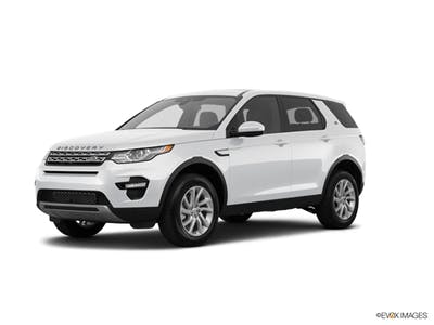 Land Rover Discovery Sport 4WD Automatic 2017