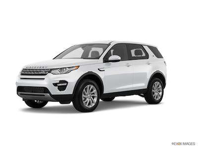 Land Rover Discovery Sport 4WD Automatik 2017