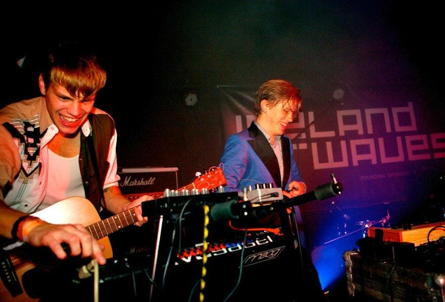 世界から注目を集めている人気音楽フェス、Iceland Airwavesは毎年の11月に開かれる