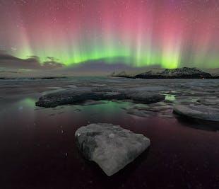 12-дневный зимний пакетный тур | Путешествие вокруг Исландии и на полуостров Снайфелльснес