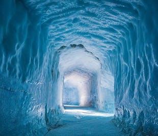3 w 1, pakiet ze zniżką | Golden Circle, tunel w lodowcu, zjazd do wulkanu