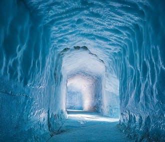 Feuer & Eis Tour-Paket | Golden Circle, Eistunnel und Inside the Volcano