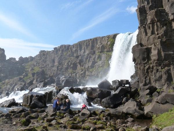 Exploring Iceland