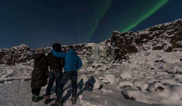 冰岛冬季9天8夜小巴环岛旅行套餐 机场大巴+完整环岛+冰岛境内全程住宿