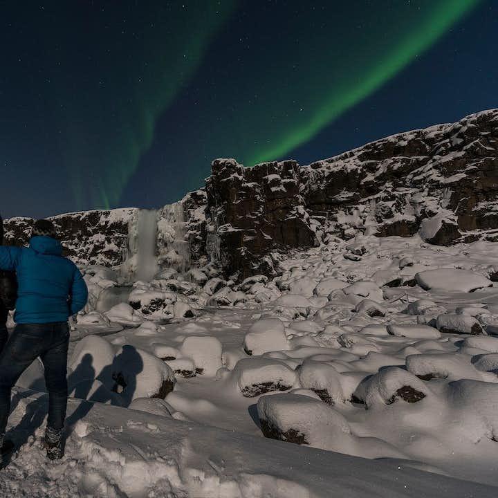 冰岛冬季9天8夜小巴环岛旅行套餐|机场大巴+完整环岛+冰岛境内全程住宿
