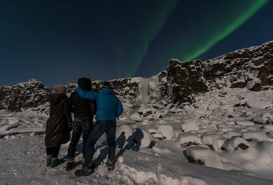 9 Day Winter Package | Minibus Excursion of the Ring Road of Iceland