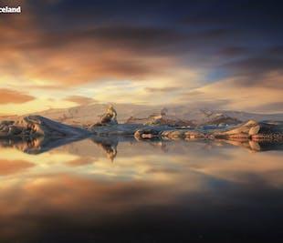 冬のアイスランド一周旅行|8泊9日・氷の洞窟探検オプション付き