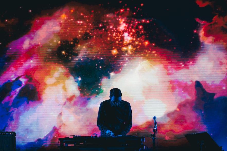 冰岛电波音乐节