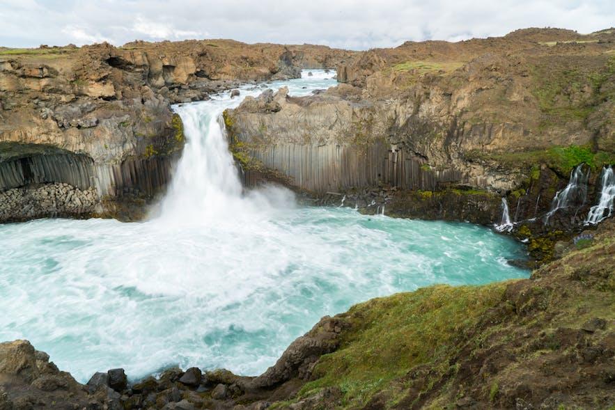 Aldeyjarfoss, Iceland