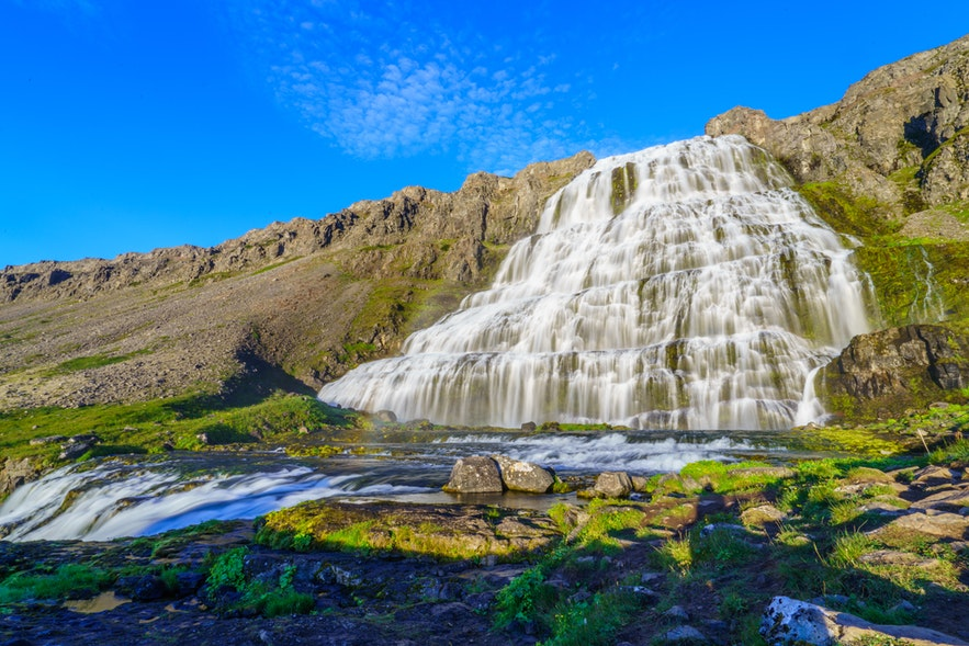 Dynjandi, Iceland