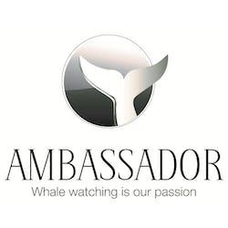 Ambassador Whale Watching / Whale Watching Akureyri logo