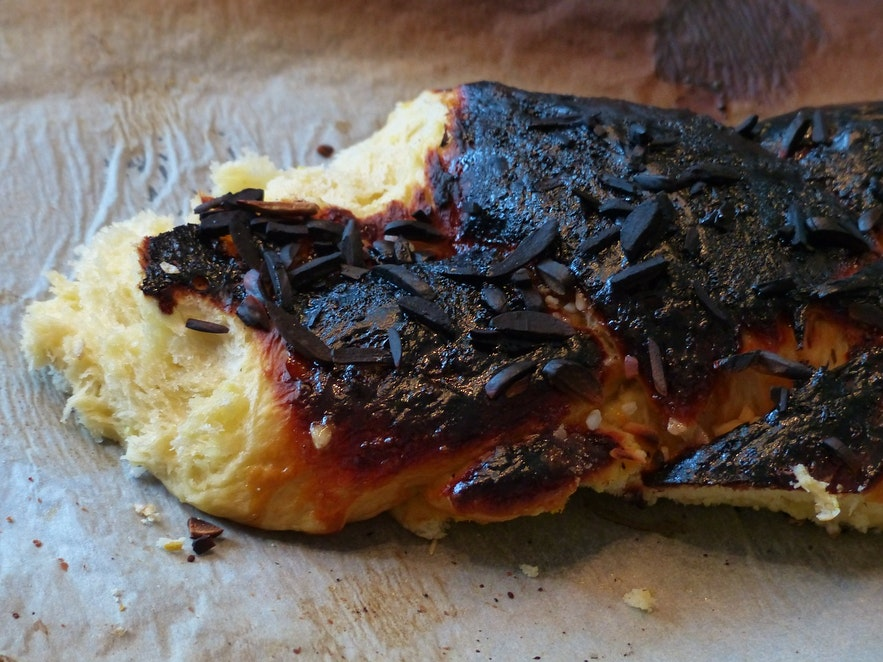 Icelanders have words for everything, but not overcooked.
