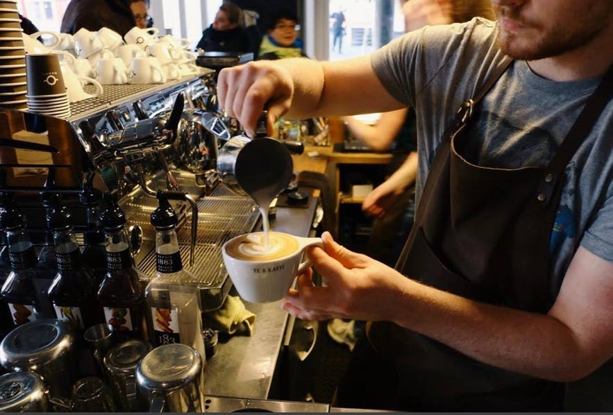 Coffee drinking is central to Icelandic culture; Iceland is the fourth largest consumer of coffee worldwide.