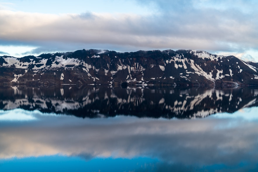 How To Visit Askja in the Highlands
