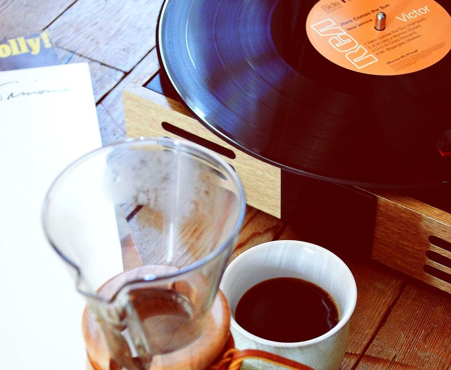 For those who love music just as much as coffee, Kaffi Vinyl is your best bet in the city.