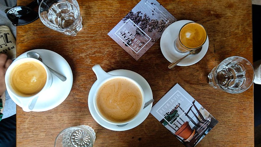 Reykjavik Roasters is well know for its high caliber coffee and deep involvement in the coffee making process.