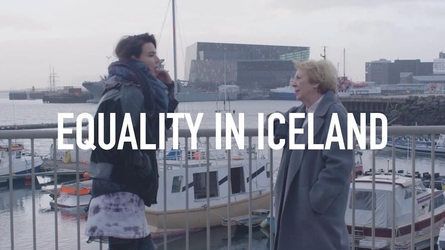 冰岛男女平等世界第一