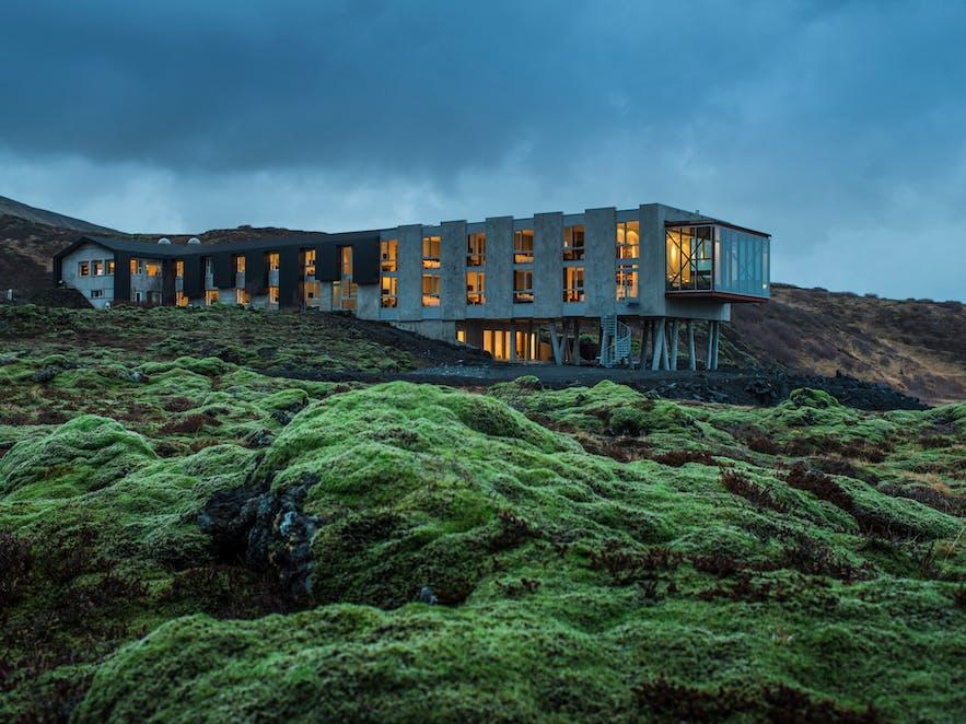 冰島金圈ION Hotel