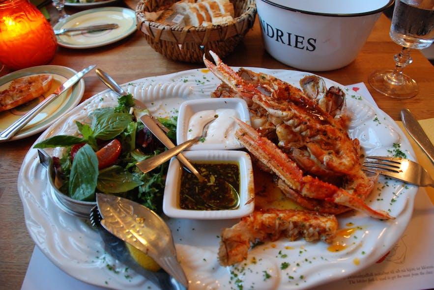 霍芬镇龙虾宴