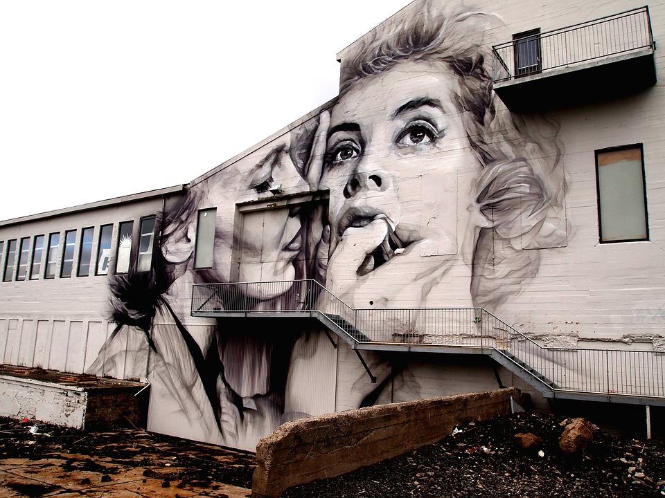 雷克雅未克的涂鸦与街头艺术|历史发展、作品与未来