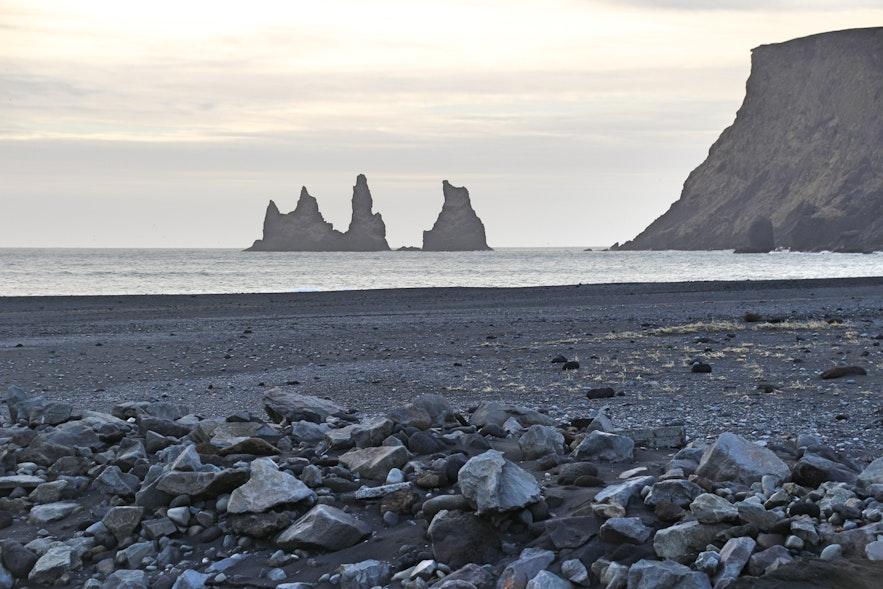 Black Sand Beach Vik