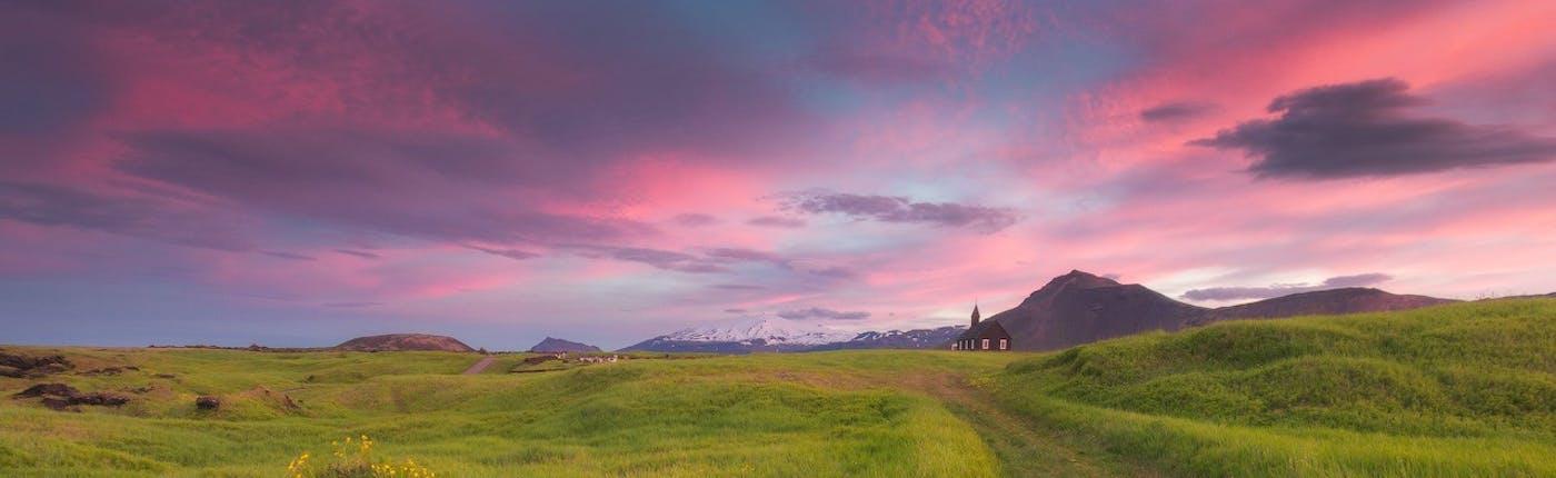 こんな美しいところでのキャンプも夢のようですが禁止です