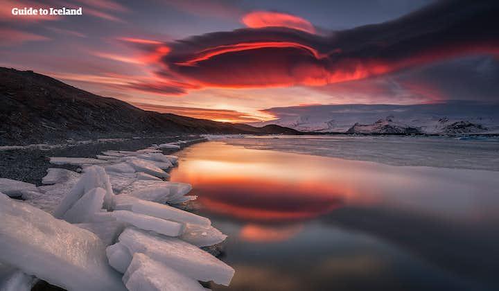 8 dagers vinterpakke   Ringveien på Island i en liten gruppe