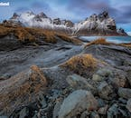 Jagged, stark and ominous, Vestrahorn mountain is a highlight of southeast Iceland, particularly for landscape photographers.