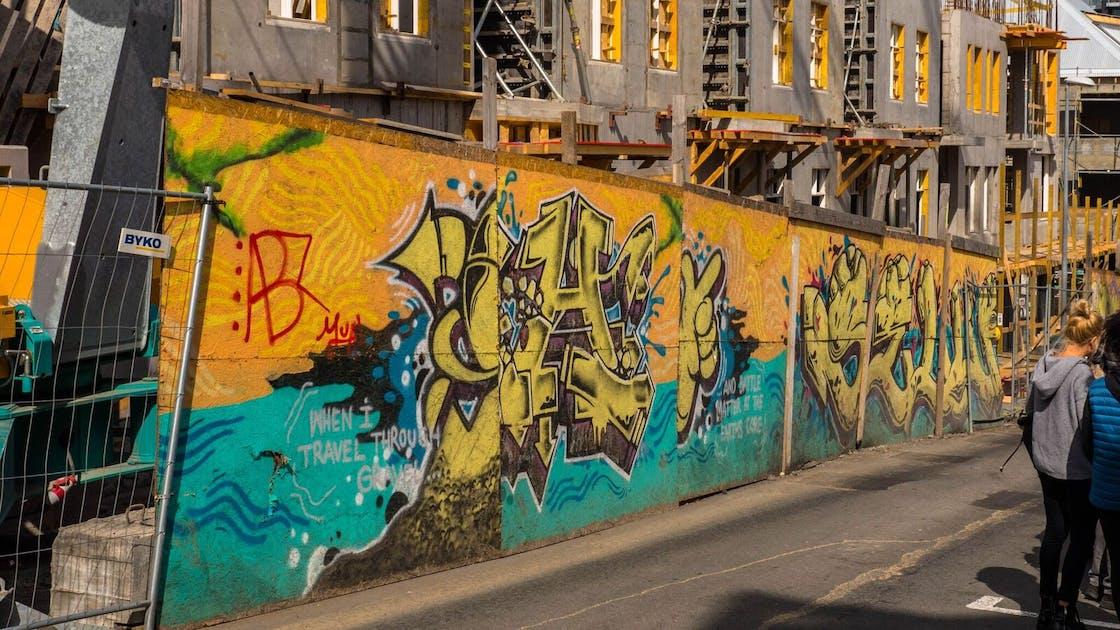 Custom Car Care >> Graffiti and Street Art in Reykjavík   Guide to Iceland