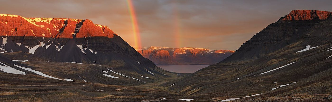 The remote Westfjords are still accessible in September