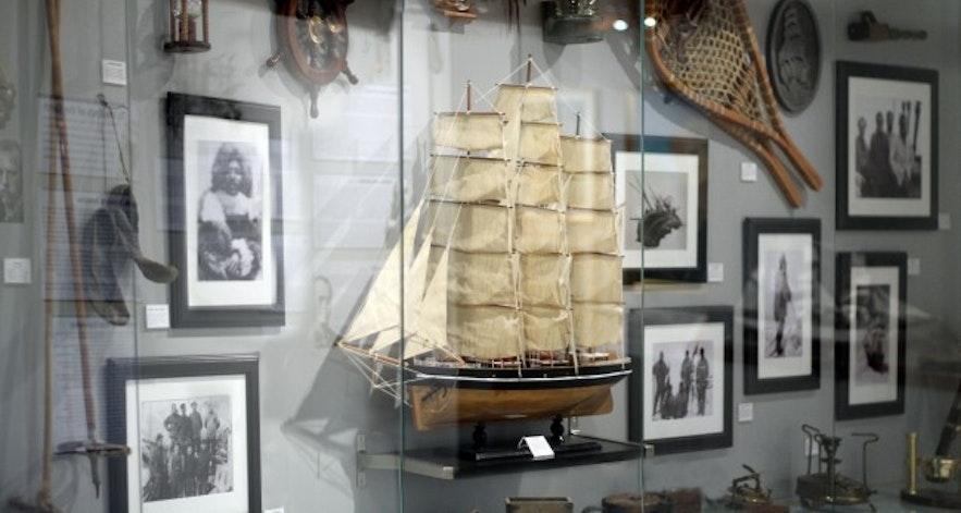冰島Husavik胡薩維克 Exploration museum