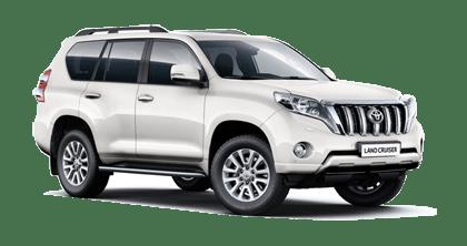 Toyota Land Cruiser 4x4 Automatic 2016