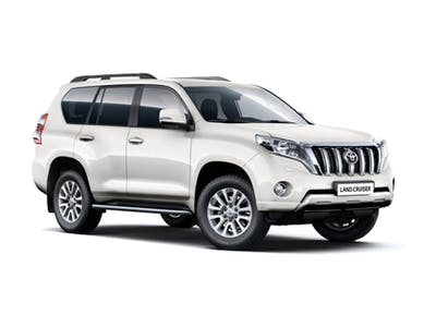 Toyota Land Cruiser 4x4 Automatic 2016