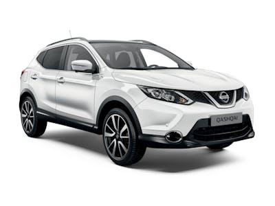 Nissan  Qashqai boîte manuelle  2017