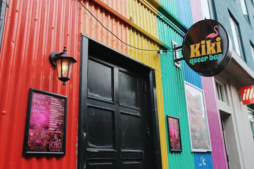 冰岛的酒吧