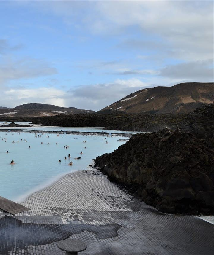 Beating the Chill in Iceland