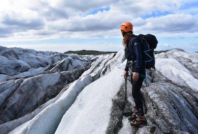 스카프타펠 빙하 하이킹 - 3시간 트레킹
