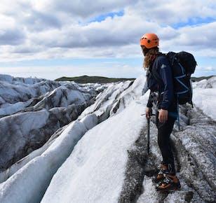 Gletscherwanderung im Nationalpark Vatnajökull