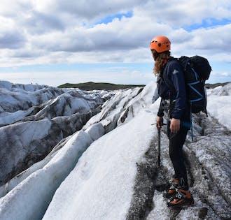 Senderismo por el glaciar en Skaftafell   Caminata de 3 horas