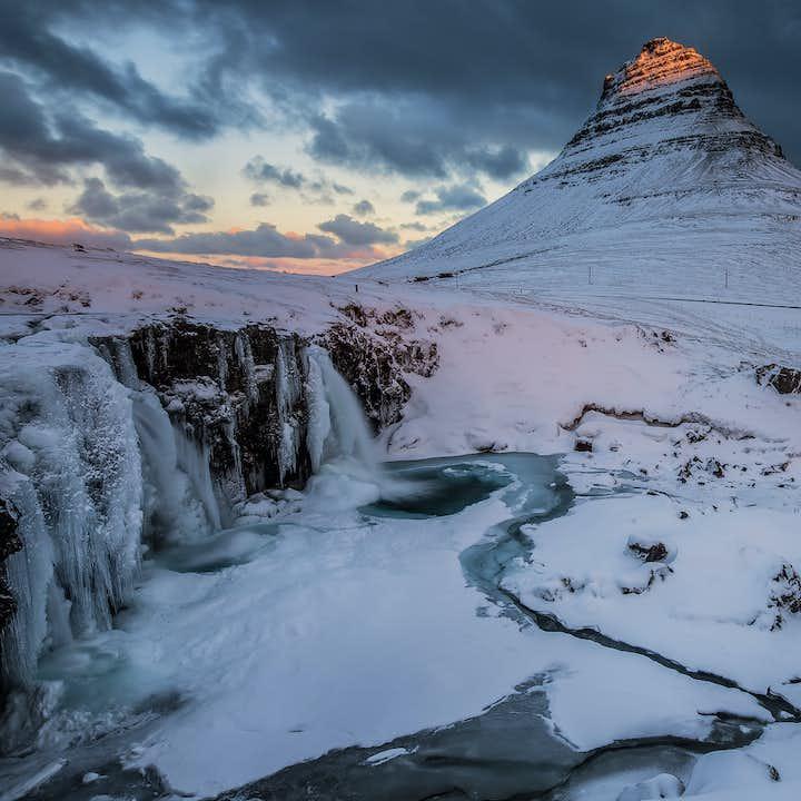 Voyage organisé de 11 jours   Route circulaire et péninsule de Snaefellsnes en hiver