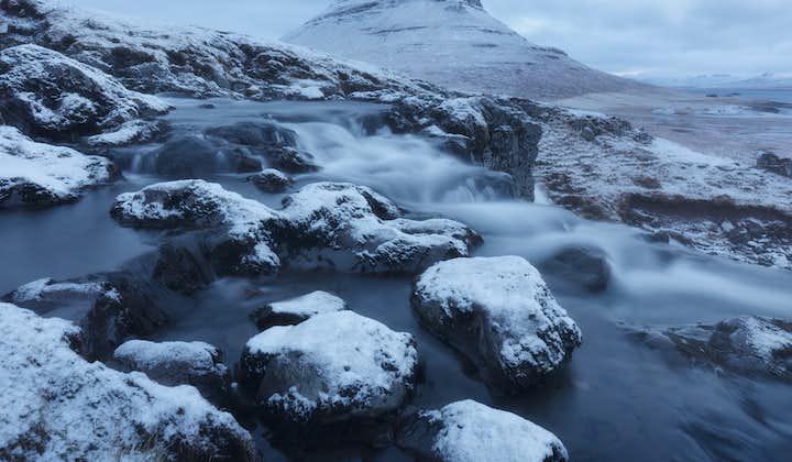 4-tägiges Winter Tour-Paket | Eishöhle, Südküste und Snaefellsnes